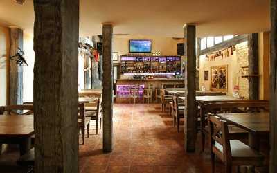 Банкетный зал ресторана Барлей (Barley) на проспекте Непокорённых фото 2