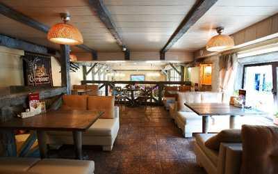 Банкетный зал ресторана Барлей (Barley) на проспекте Непокорённых фото 3