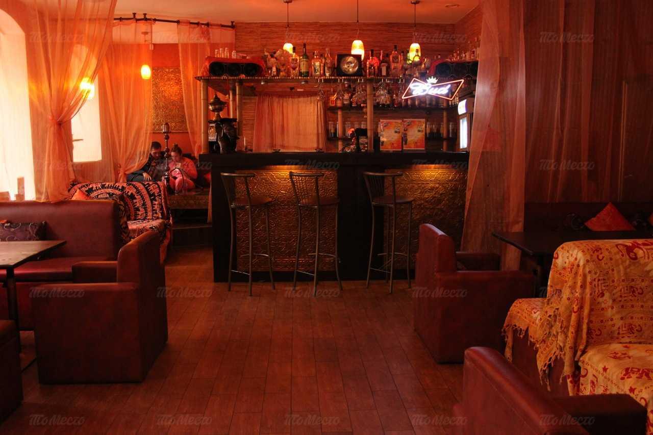 Меню бара Бла бла бар (Bla bla bar) на Петропавловской улице