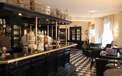 Банкетный зал пивного ресторана Warsteiner Forum (Варштайнер Форум) на Невском проспекте