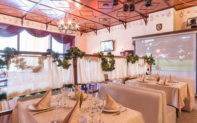 Банкетный зал пивного ресторана Вацлав Замок на Дибуновской улице фото 2