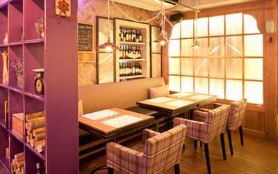 Банкетный зал кафе, ресторана ВиноГрад (VinoGrad) на улице Марата