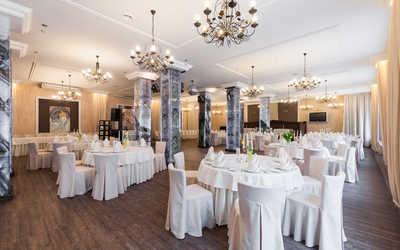 Банкетный зал ресторана Галерея на улице Некрасова