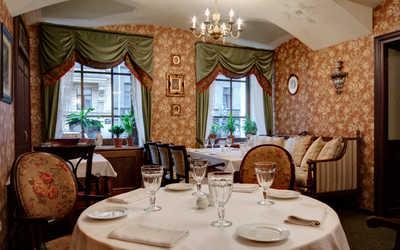 Банкетный зал ресторана Гоголь на Малой Морской улице фото 1