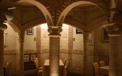 Банкетный зал ресторана Горный Орел в Александровском парке фото 3
