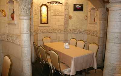 Банкетный зал ресторана Горный Орел в Александровском парке фото 2