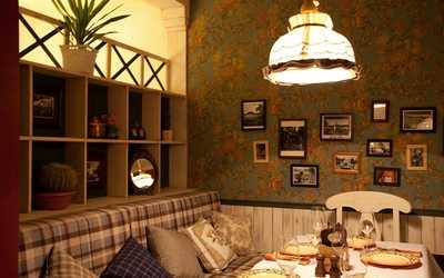Банкетный зал ресторана Гости на Малой Морской улице фото 3