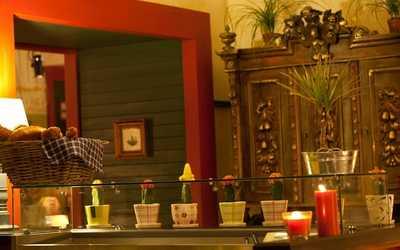 Банкетный зал ресторана Гости на Малой Морской улице фото 2