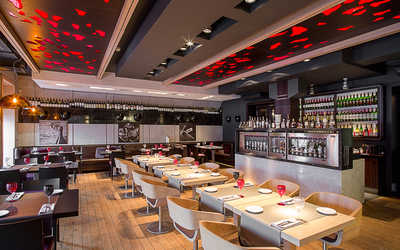 Банкетный зал ресторана Simple Wine (бывш. Grand Cru) на набережной реки Фонтанки фото 1