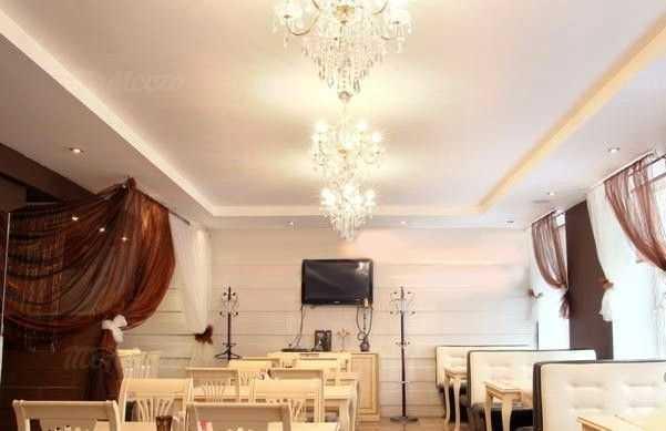 Меню кафе, ресторана Дато Батоно (Dato Batono) на улице Рубинштейна
