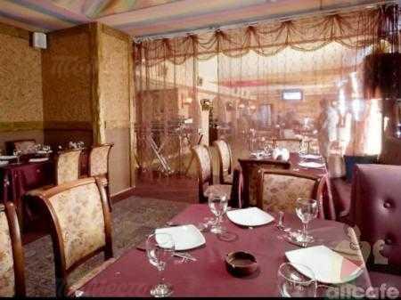 Меню ресторана Маэстро на Новочеркасском проспекте