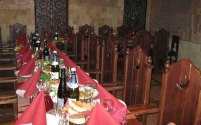 Банкетный зал кафе Невский дворик (Гранд-Кафе) на Невском проспекте фото 2