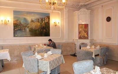 Банкетный зал кафе Кабанчик на Кирочной улице