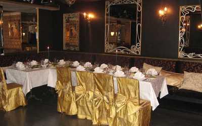 Банкетный зал ресторана Дежа вю на набережной реки Фонтанки
