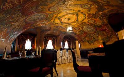 Банкетный зал ресторана Демидовъ на набережной реки Фонтанки