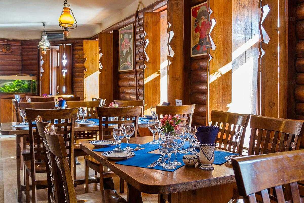 Меню ресторана Демьянова уха на Кронверкском проспекте