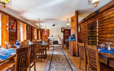 Банкетный зал ресторана Демьянова уха на Кронверкском проспекте