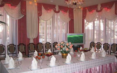Банкетный зал ресторана Куракина дача на Леснозаводской улице