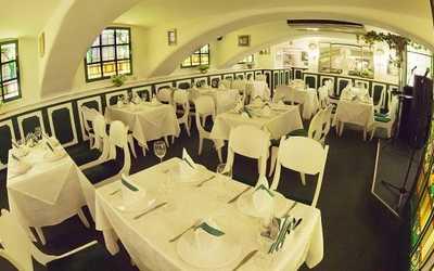 Банкетный зал ресторана Кэт (Cat) на Караванной улице фото 1