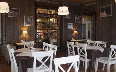 Банкетный зал ресторана LightFamily на проспекте Пятилеток