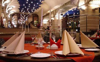 Банкетный зал ресторана Леон на улице Бабушкиной фото 2
