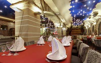 Банкетный зал ресторана Леон на улице Бабушкиной фото 1