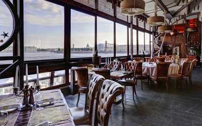 Банкетный зал ресторана Летучий голландец на Мытнинской набережной фото 1