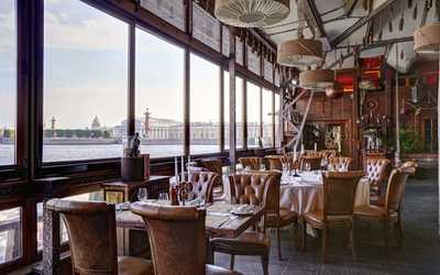 Банкетный зал ресторана Летучий голландец на Мытнинской набережной фото 2