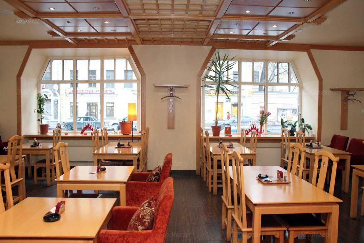 Меню ресторана Литл Будда (Little Budda) на 9-й линии