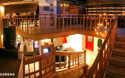 Банкетный зал ресторана Макарена (MACARENA) на Московском проспекте фото 3