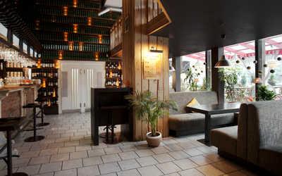 Банкетный зал ресторана Макарена (MACARENA) на Московском проспекте
