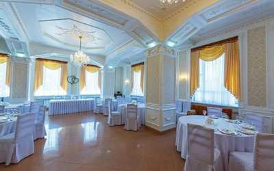 Банкетный зал ресторана Мики на Октябрьской набережной фото 3