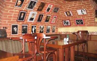 Банкетный зал паба Молли Шелтер (Molly Shelter) на Итальянской улице фото 1