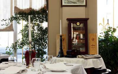 Банкетный зал ресторана На Елисейских полях на Московском проспекте