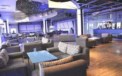 Банкетный зал ресторана Небо на Сенной площади