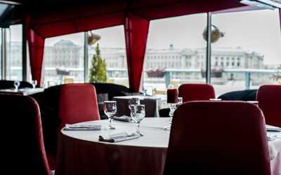 Банкетный зал ресторана ДоЗари (DoZari) на проспекте Добролюбова