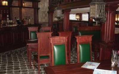 Банкетный зал паба Билл Хук (Bill Hook) на проспекте Стачек фото 3