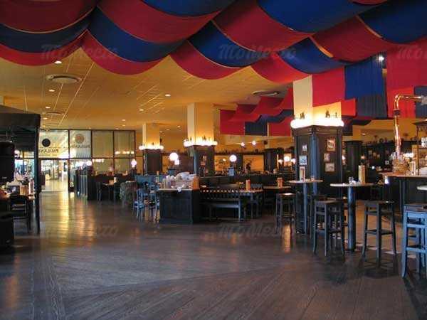 Меню пивного ресторана Пауланер (Paulaner) на площади Победы