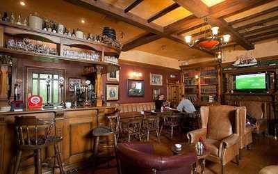 Банкетный зал пивного ресторана Вильям басс (William Bass) на Лиговском проспекте фото 1