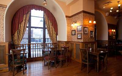 Банкетный зал пивного ресторана Вильям басс (William Bass) на Лиговском проспекте фото 3