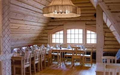 Банкетный зал ресторана Подворье на Фильтровском шоссе фото 3