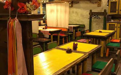 Банкетный зал ресторана Пузата Хата на улице Некрасова
