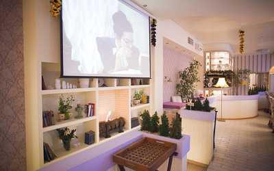 Банкетный зал ресторана Дача (DachA) на Торжковской улице