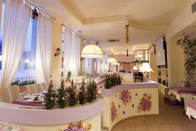 Меню ресторана Дача (DachA) на Торжковской улице