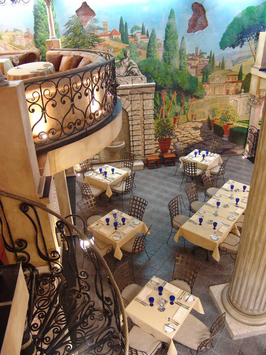 Меню ресторана Дольче Амаро (Dolce Amaro) на Барочной улице
