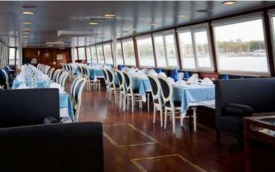 Банкетный зал ресторана Нью Айленд (New Island) на Университетской набережной фото 2