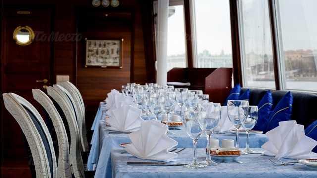 Меню ресторана Нью Айленд (New Island) на Университетской набережной