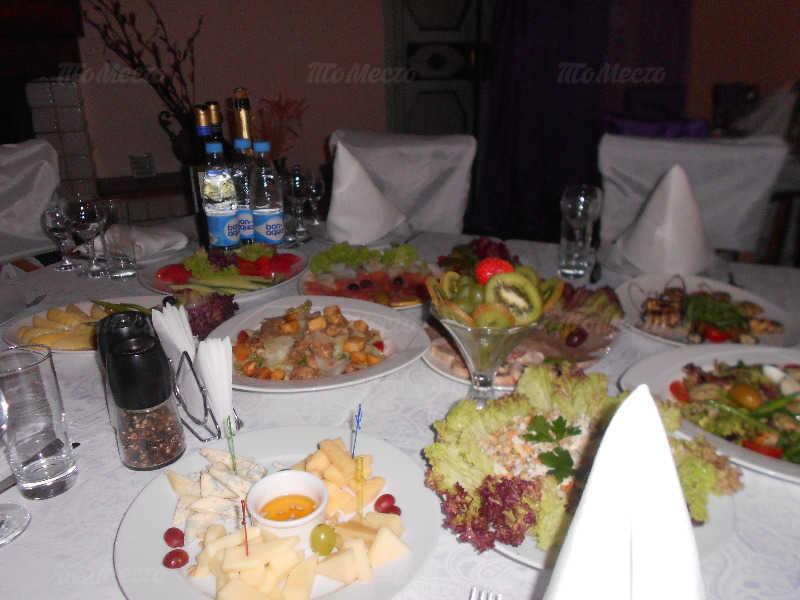 Меню ресторана Паста и Вино (Pasta e vino) на Приморском шоссе
