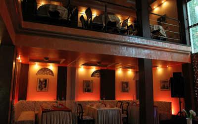 Банкетный зал ресторана Ретро Блюз (Retro Blues) на улице Есениной