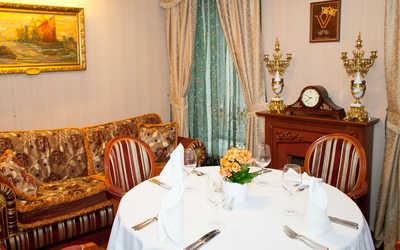 Банкетный зал ресторана Веритас (Veritas) на улице Правды фото 3